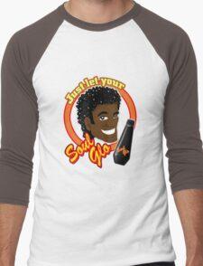 Soul Glo Men's Baseball ¾ T-Shirt