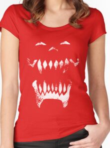 The Warsong Clan (Style 1) Women's Fitted Scoop T-Shirt