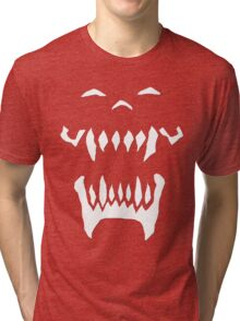The Warsong Clan (Style 2) Tri-blend T-Shirt