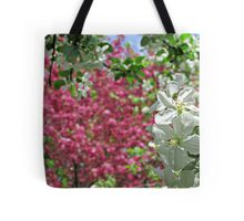 May Blossoms Tote Bag