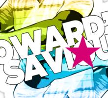 Coward's Saviour (Ng Man Tat) Sticker