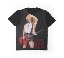red taylor Graphic T-Shirt