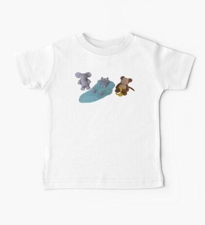 Kat's Icing Animals Kids Clothes