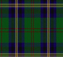 02427 Dodd of Branford Tartan Fabric Print Iphone Case by Detnecs2013