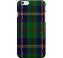 02427 Dodd of Branford Tartan Fabric Print Iphone Case iPhone Case/Skin