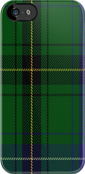 00021 Henderson/Mackendrick Clan/Family Tartan Fabric Print Iphone Case by Detnecs2013