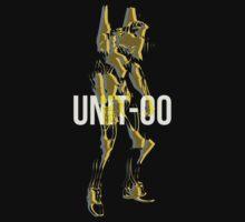 Duotone Overprint series: Unit-00 One Piece - Long Sleeve