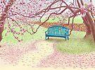 magnolia trees by vian
