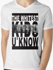 Whitest Kids U Know Mens V-Neck T-Shirt