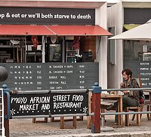 stop & eat or we'll both starve to death by awefaul