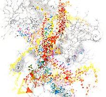 Tesselation Waltz by Regina Valluzzi