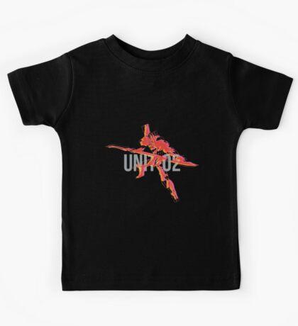 Duotone Overprint series: Unit-02 Kids Tee