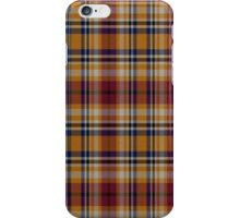 02434 Ventura County, California E-fficial Fashion Tartan Fabric Print Iphone Case iPhone Case/Skin