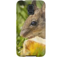 Field Mouse Posing Samsung Galaxy Case/Skin