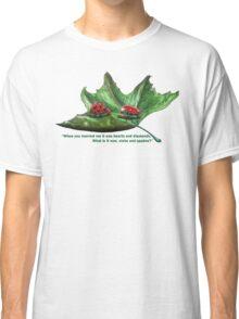 Ladybird wisdom Classic T-Shirt