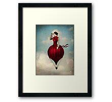 The Pleasure of Travelling  Framed Print