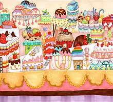 Dessert city by May PS