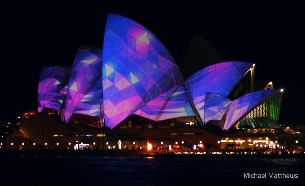 Lavender Blue Opera House by Michael Matthews