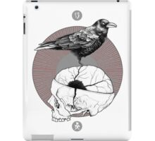 A Mind Is A Terrible Thing To Taste iPad Case/Skin