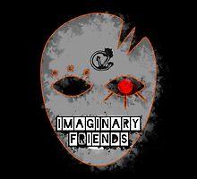 Imaginary F(r)iends - Prints by CaseyVenn