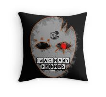 Imaginary F(r)iends - Prints Throw Pillow