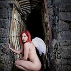 Nude female Angel. with wings by PhotoStock-Isra