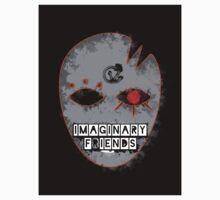 Imaginary F(r)iends - Stickers by CaseyVenn