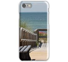 Summer memory iPhone Case/Skin