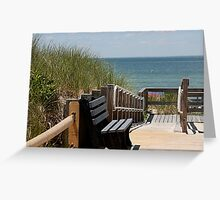 Summer memory Greeting Card