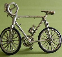old bicycle by patrizia63