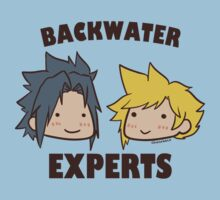 Backwater Experts! by chocoboco