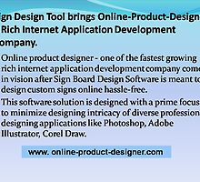 Know Online-Product-Designer a Rich-internet Application Development Company. by cssforme