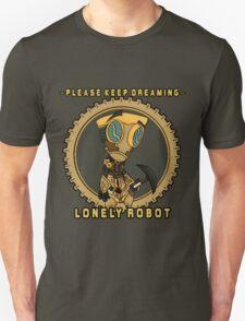 Lonely Robot: Digging Wanderer T-Shirt