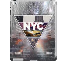 NYC I iPad Case/Skin