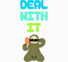 Deal With It Sloth Unisex T-Shirt