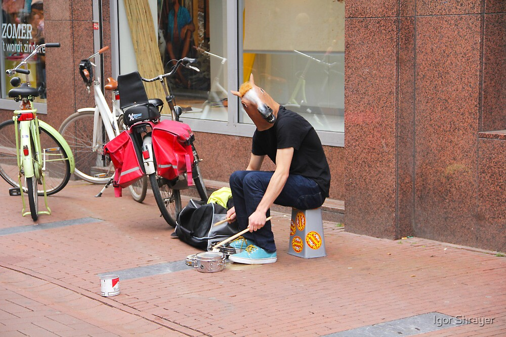 Candid People Street Photo Gallery 2 by Igor Shrayer