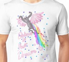 Believe In Your Dreams Sloth Unisex T-Shirt