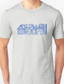 Love Blue T-Shirt