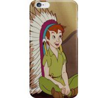 Peter Pan iPhone Case/Skin