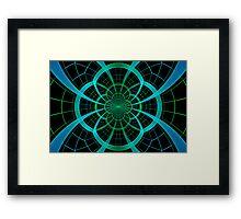 Portals 3 Framed Print