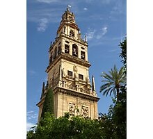 Minaret / Clocktower Photographic Print