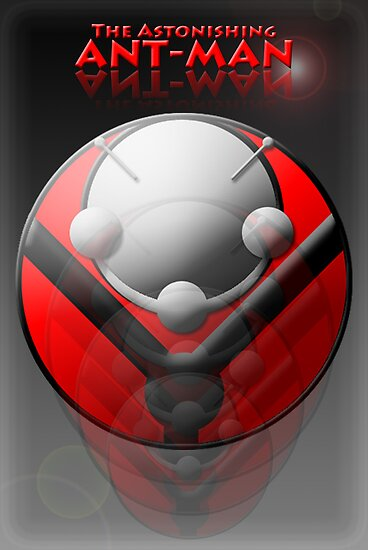 The Astonishing Ant-Man by NigelSpudCarrot