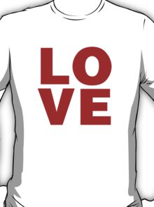 Love Valentines Day Shirts T-Shirt