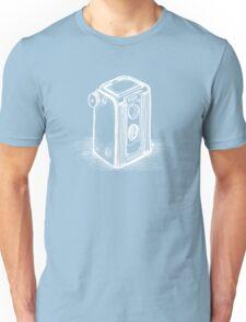 Vintage Kodak Camera Bigun Unisex T-Shirt