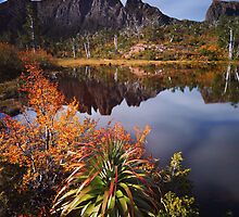 Geryon Dreaming - Labyrinth Tasmania by Mark Shean