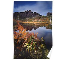 Geryon Dreaming - Labyrinth Tasmania Poster