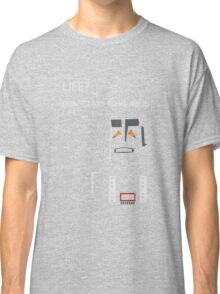 Marvin the Paranoid Android Classic T-Shirt