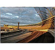 Texas Motor Speedway Photographic Print
