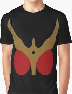Kamen Rider Kuuga Graphic T-Shirt