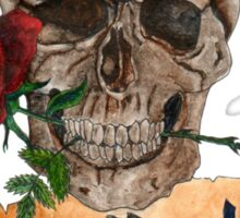 Till Death Do Us Part Sticker